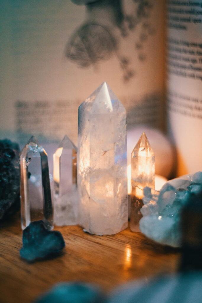 carga tus cristales